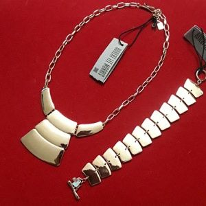 🆕️ROBERT LEE MORRIS STUNNING NECKLACE (only)NWT